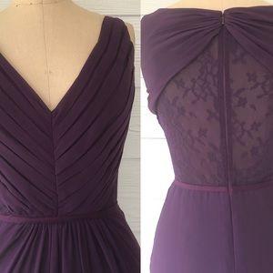 Dresses & Skirts - Monique Lhuillier Bridesmaids Purple Dress
